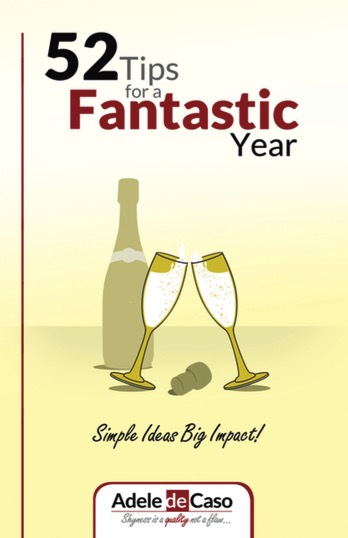 52 Tips For A Fantastic Year